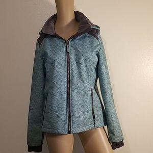 Fleece lined jacket. Sz S by Free Country.